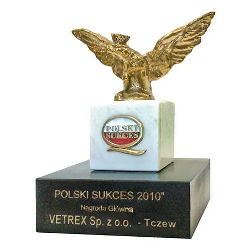 vetrex polski sukces 2010