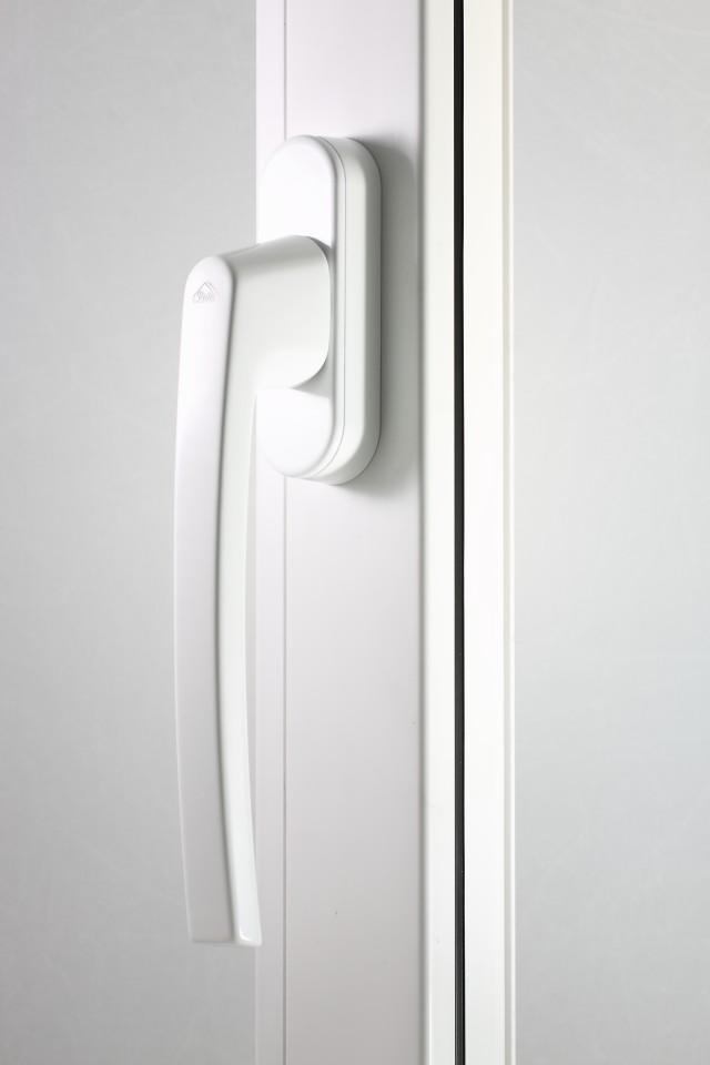 Klamka Patio Automatic biała