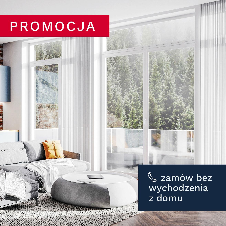 Promocja okien zamów z domu